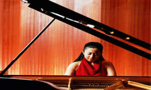 Pianist YU KOSUGE SOARS with Utah Symphony and Thierry Fischer