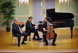 Tempest Trio dazzles Four Arts audience